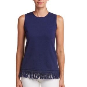 Sail to Sable sleeveless sweater, Small, NEW